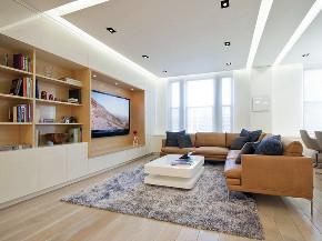 北欧 三居 大户型 复式 跃层 白领 80后 小资 客厅图片来自高度国际姚吉智在177平米北欧随性的自然风尚的分享