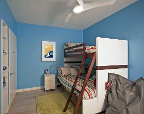 北欧 三居 大户型 复式 跃层 白领 80后 小资 儿童房图片来自高度国际姚吉智在177平米北欧随性的自然风尚的分享