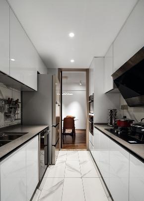 三居 中式 厨房图片来自言白设计在新中式的分享