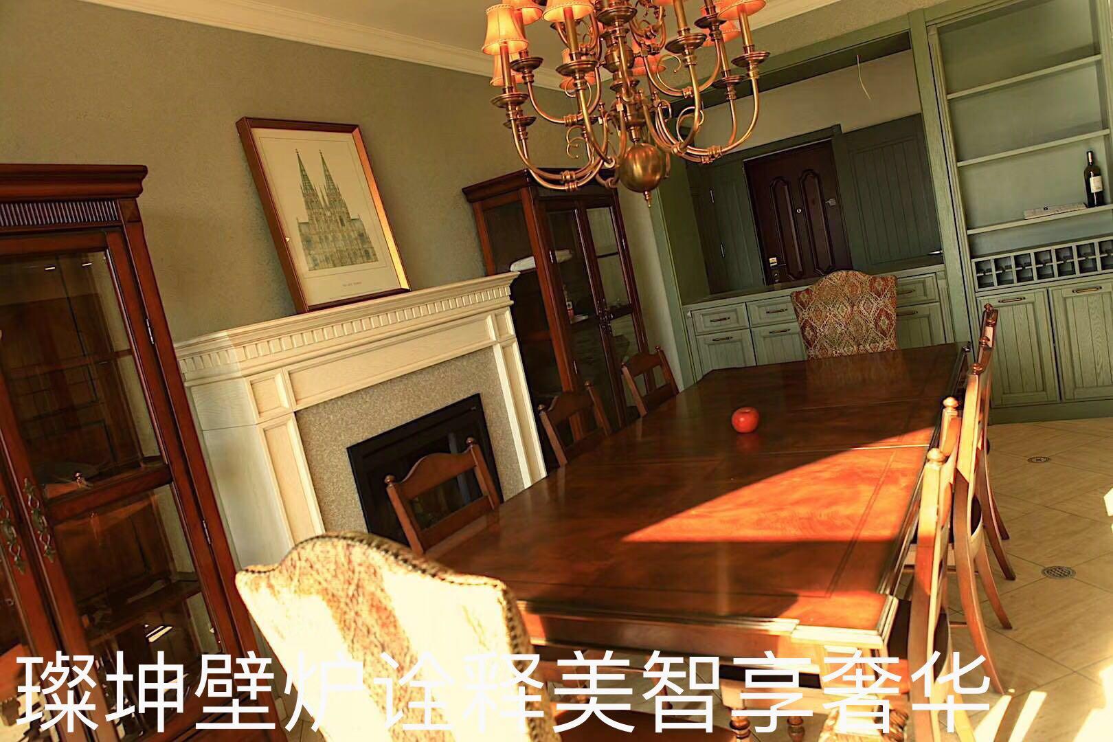 别墅 卧室 客厅 白领 简约图片来自精品壁炉新风空气净化-口碑商家在装壁炉的大HOUSE的分享