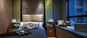 新古典 三居 大户型 复式 跃层 别墅 80后 小资 卧室图片来自高度国际姚吉智在158平米古典风无法低调的高雅的分享