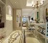 简欧风格--从简单到繁杂、从整体到局部,精雕细琢,镶花刻 金都给人一丝不苟的印象。