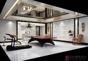 新古典 法式 别墅 跃层 复式 大户型 80后 小资 其他图片来自高度国际姚吉智在天恒半山世家684㎡法式经典的分享