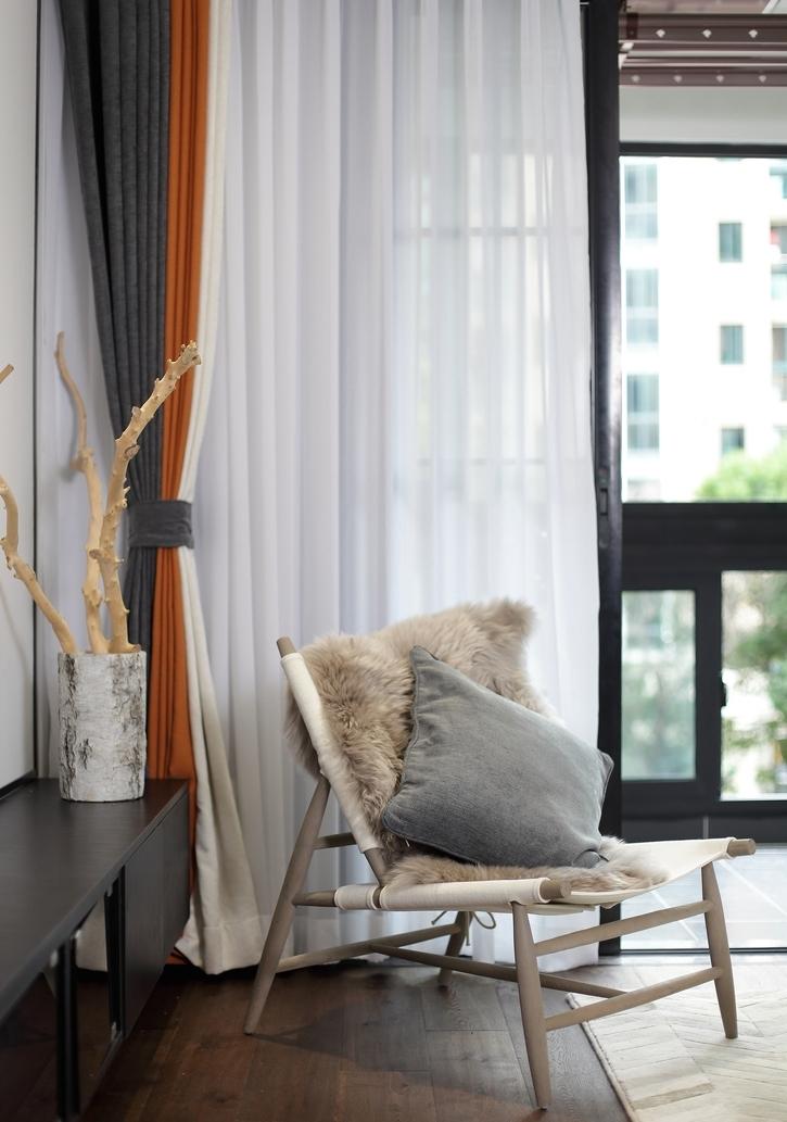 阳台图片来自言白设计在简约风的分享
