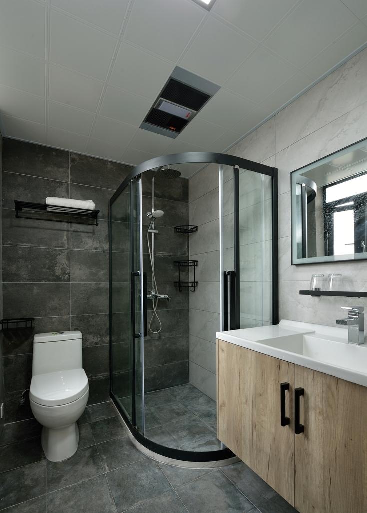 卫生间图片来自言白设计在简约风的分享