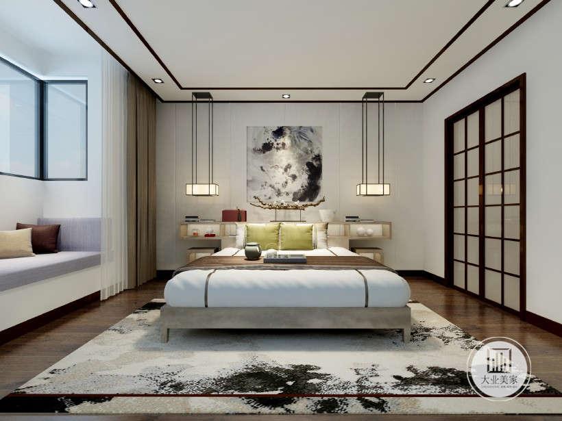 新中式图片来自大业美家 家居装饰在嘿!你想要的新中式别墅的分享