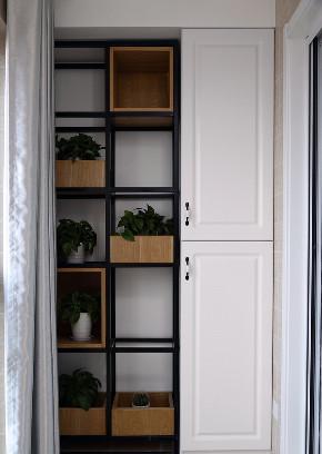 欧式 三居 阳台图片来自言白设计在北欧家的分享