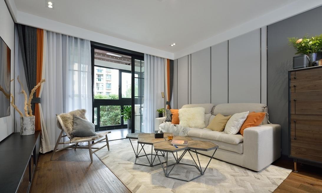 客厅图片来自言白设计在简约风的分享