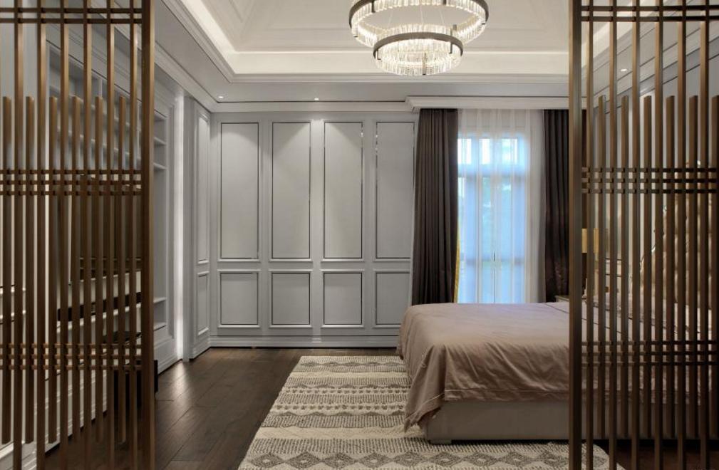 盛大金磐 装修设计 欧式古典 腾龙设计 卧室图片来自孔继民在盛大金磐大宅新古典风格设计方案的分享