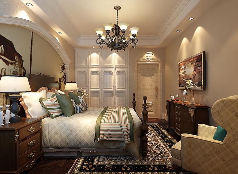 地中海 别墅设计图片来自大业美家 家居装饰在家装全案设计:地中海别墅装修的分享