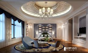 欧式 别墅 跃层 复式 大户型 80后 儿童房图片来自高度国际姚吉智在恒大丽宫别墅1400平米奢华欧式的分享