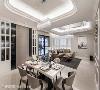 空间层次 侯荣元设计师藉由格子窗展示柜、灰玻及木皮创造虚实交织的视觉飨宴,创造空间多元层次。