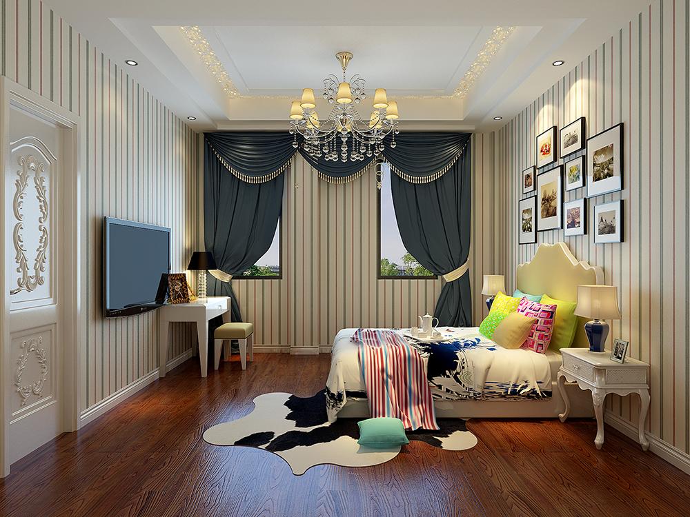大华诺斐墅 别墅装修 欧美古典 腾龙设计 其他图片来自孔继民在大华诺斐墅 欧美古典风格设计的分享