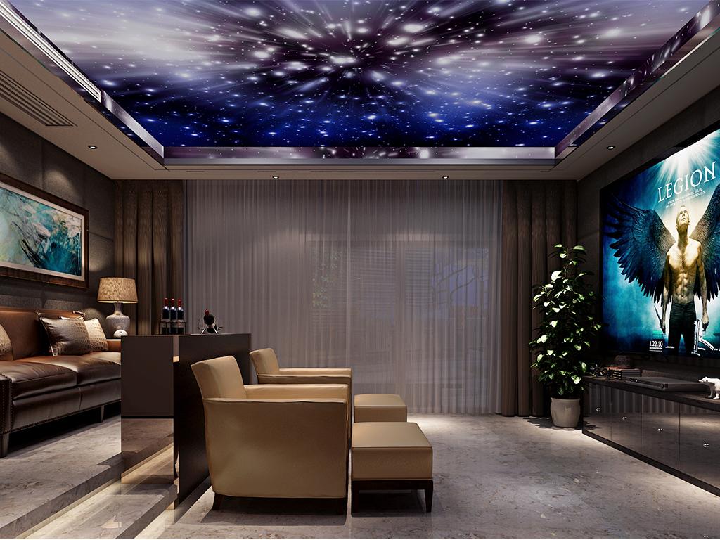 华侨城十号 别墅装修 新古典现代 腾龙设计 其他图片来自腾龙设计在华侨城十号院680平别墅设计的分享