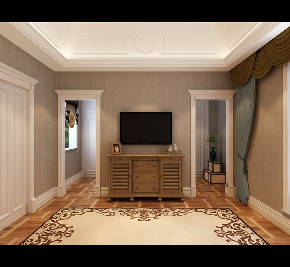欧式 新古典 别墅 玄关图片来自大业美家 家居装饰在别墅装修设计-欧式新古典的分享