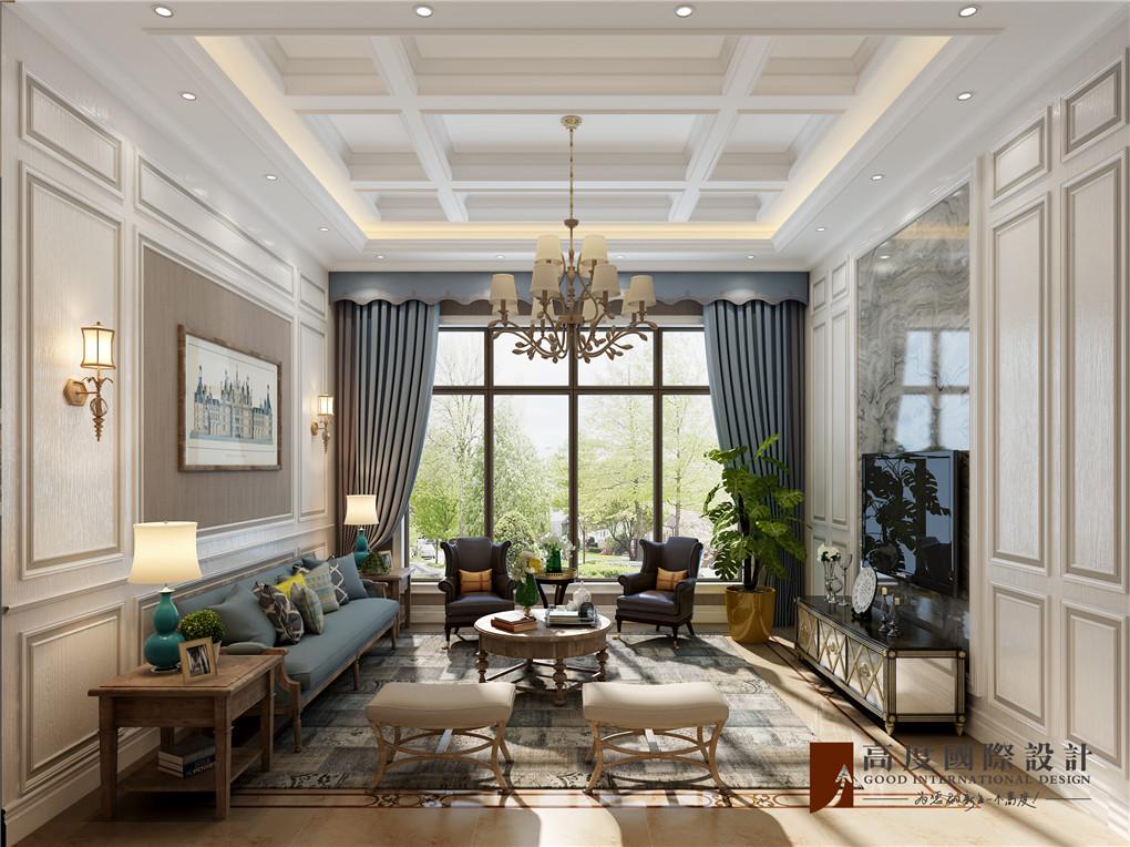 客厅图片来自北京高度国际在东亚华欣湾--欧式风格的分享