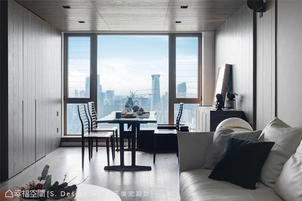 现代简约 白领 收纳 80后 小资 大平层 其他图片来自幸福空间在496平大隐于市,逸居于艺粹之境的分享