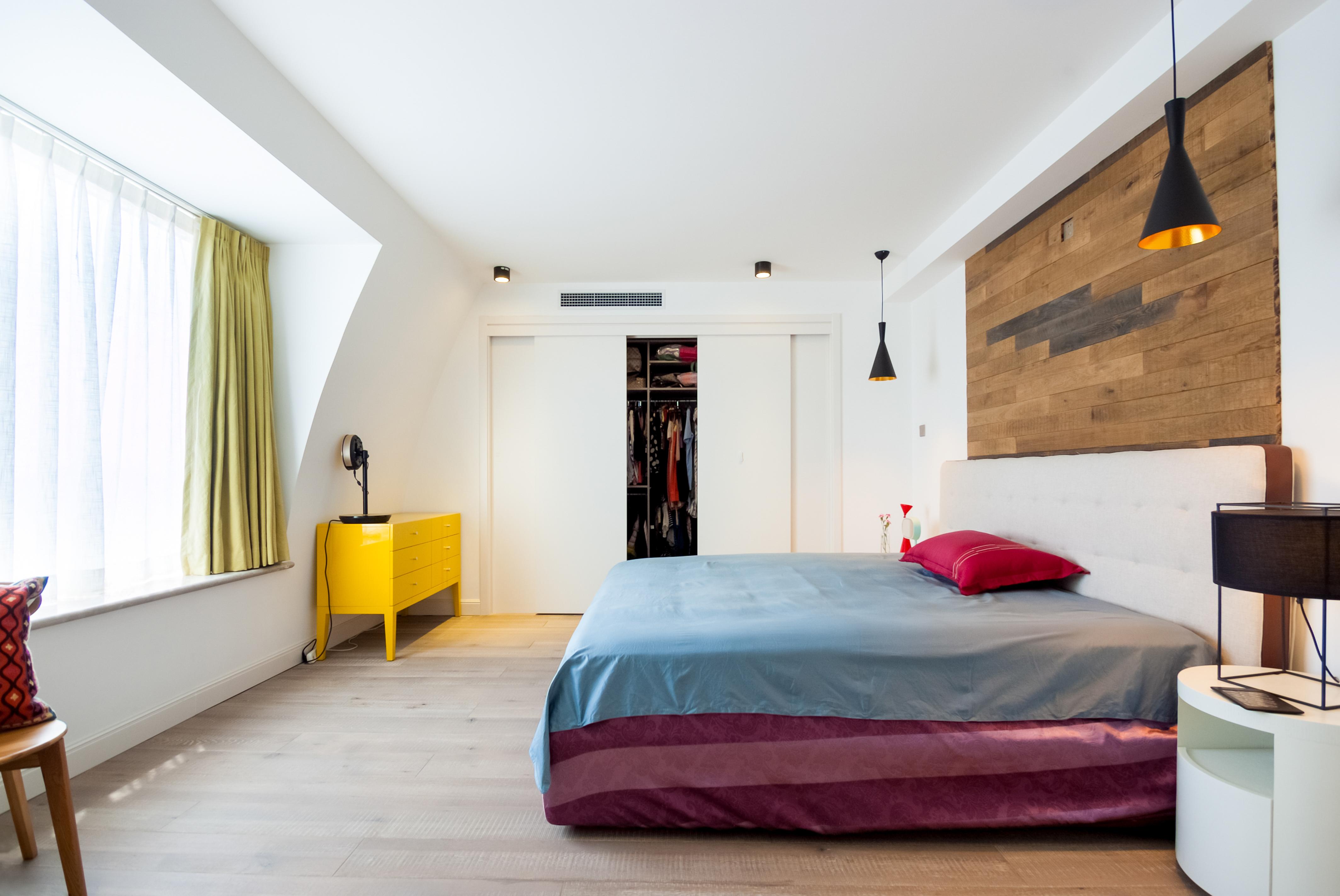 卧室图片来自郑秀东在恋日家园的分享