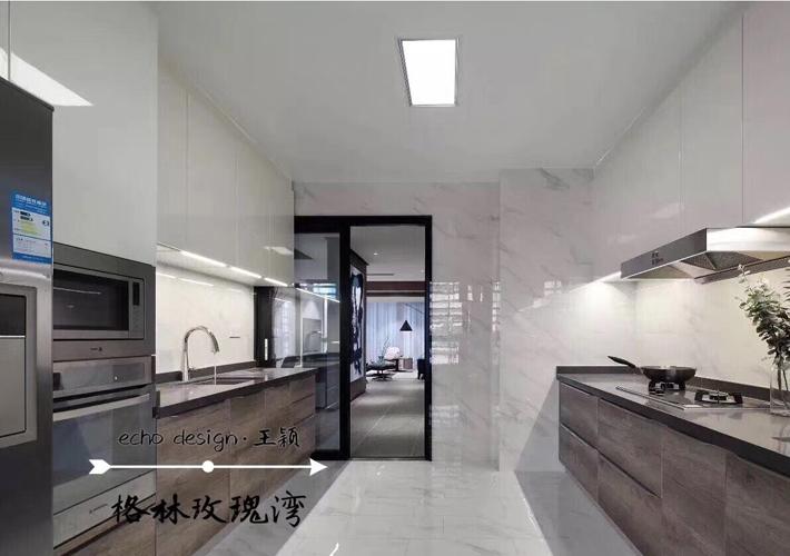 四居 格林玫瑰湾 港式风格 厨房图片来自百家设计小刘在格林玫瑰湾168平港式风格的分享