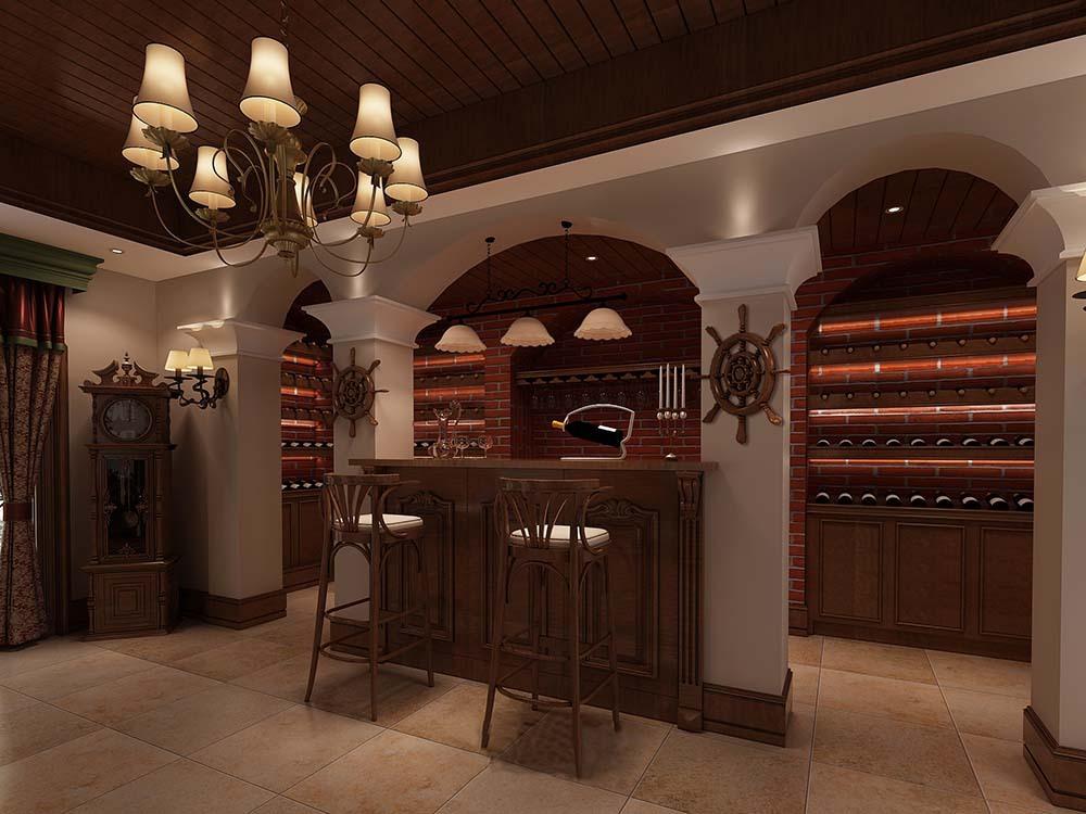 圣安德鲁斯 装修设计 欧美古典 腾龙设计 餐厅图片来自孔继民在圣安德鲁斯庄园别墅新古典欧美的分享
