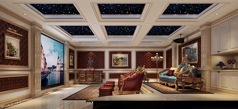 别墅装修 欧式古典 腾龙设计 其他图片来自孔继民在浩润苑 别墅装修欧式古典风格的分享