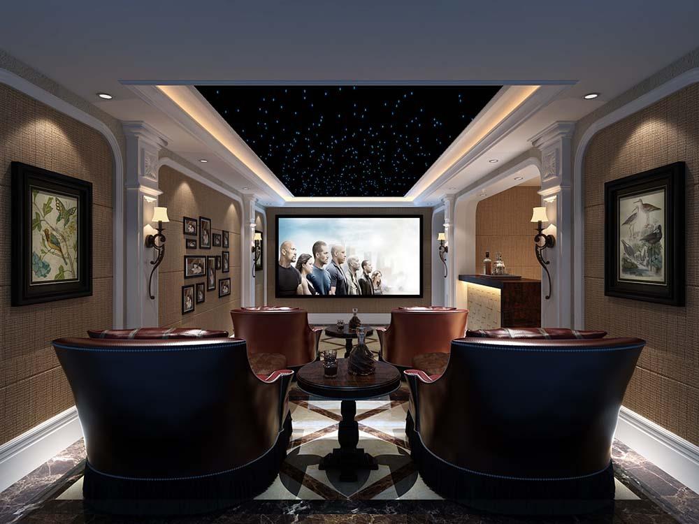 莫奈庄园 别墅装修 欧美风格 腾龙设计 卧室图片来自孔继民在周浦莫奈庄园别墅简美风格设计的分享