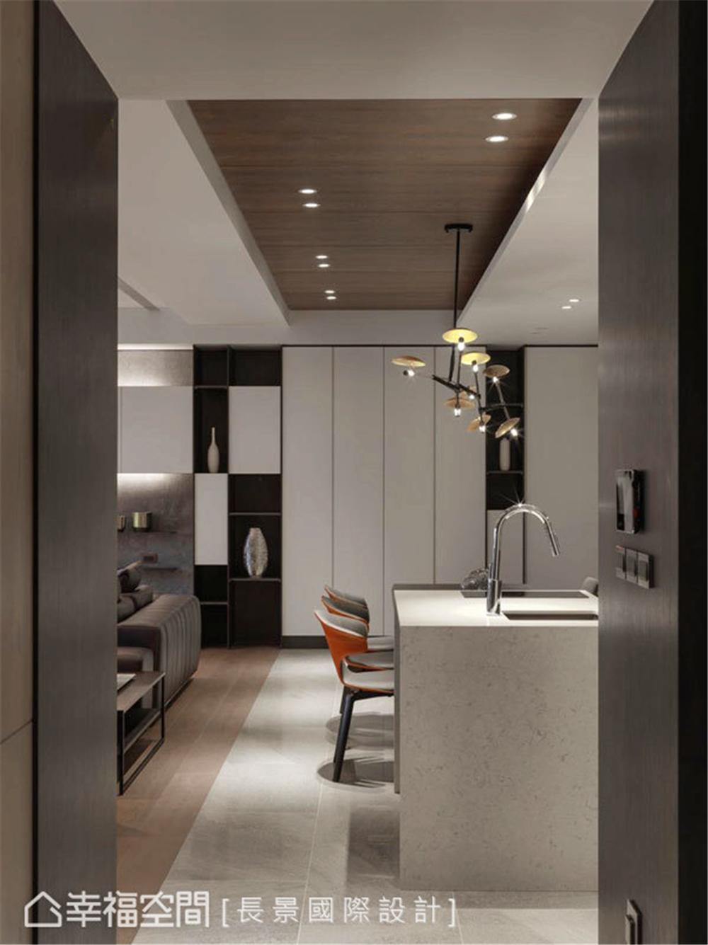 简约 小资 80后 旧房改造 收纳 白领 休闲多元 厨房图片来自幸福空间在漫. 拾光|175平,隔楼上的卧室的分享