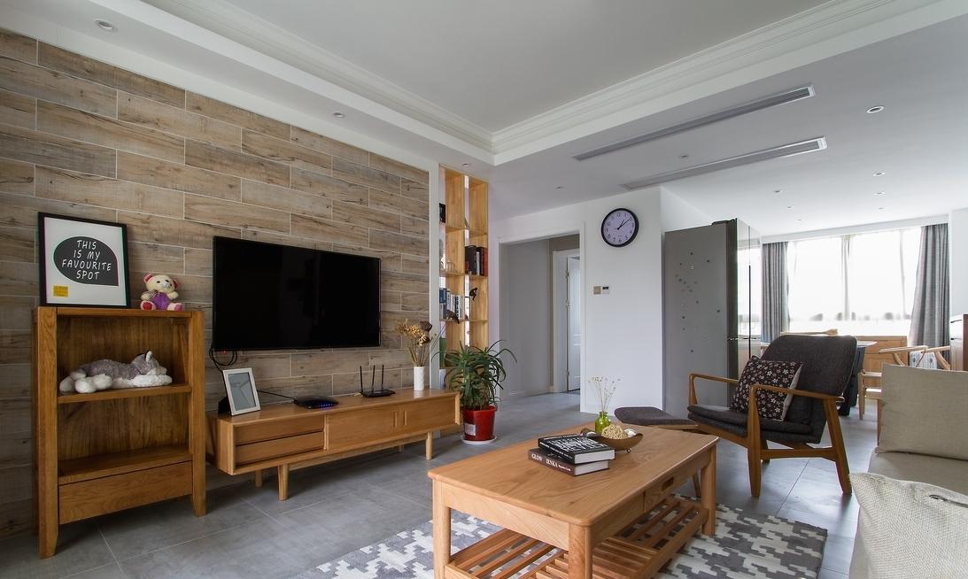 客厅图片来自言白设计在和式风格的分享