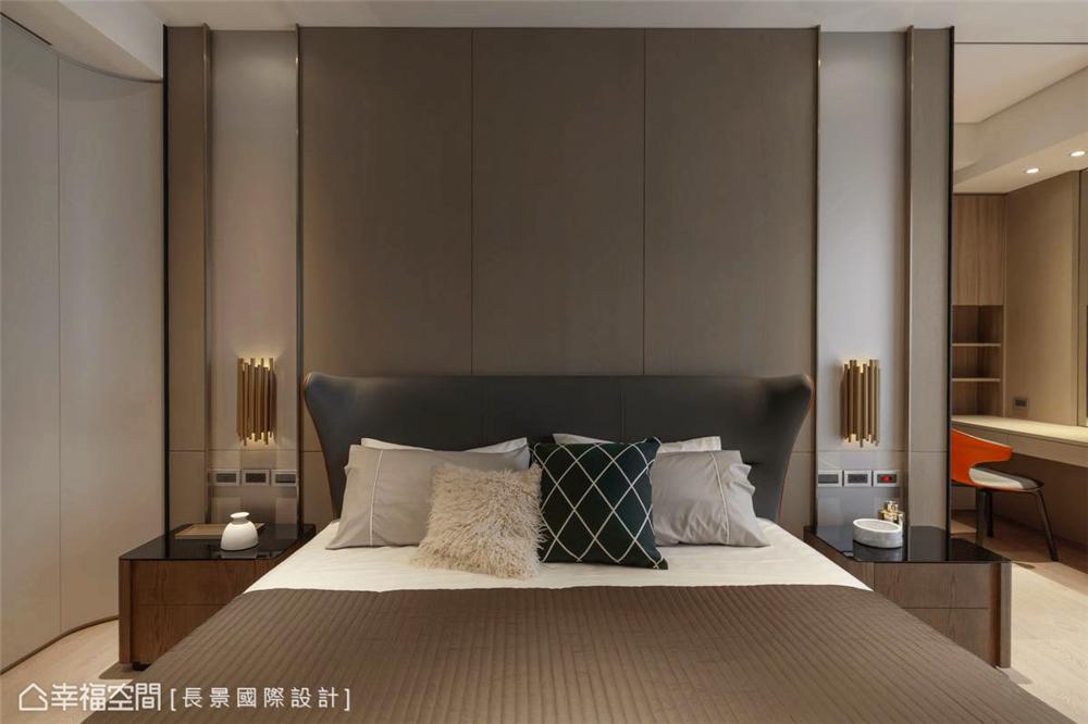 简约 小资 80后 旧房改造 收纳 白领 休闲多元 卧室图片来自幸福空间在漫. 拾光 175平,隔楼上的卧室的分享