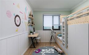 北欧 济南装修 儿童房图片来自济南城市人家装修公司-在龙湖水晶郦城装修案例北欧风格的分享