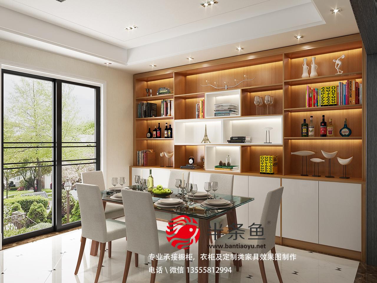 简约 欧式 客厅 卧室 厨房 餐厅图片来自半条鱼的小鱼儿在半条鱼设计公司的分享