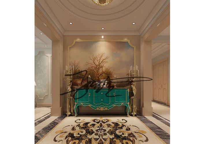 简约 法式 浪漫图片来自百家装饰大娇在保利康桥法式风格的分享