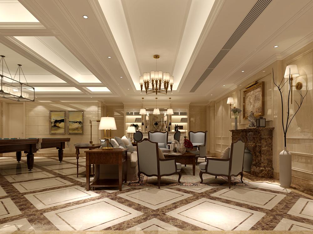 白金瀚宫 别墅装修 新古典欧式 腾龙设计 客厅图片来自孔继民在白金瀚宫 别墅欧式古典风格的分享