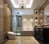 东郊壹号500平别墅项目装修欧美风格设计方案展示,上海腾龙别墅设计作品,欢迎品鉴