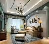 四季雅苑别墅项目装修欧美风格设计方案展示,上海腾龙别墅设计作品,欢迎品鉴