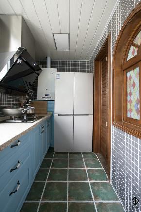 别墅 久栖设计 收纳 混搭 美式 厨房图片来自久栖设计在【久栖设计】北京天恒乐墅(上)的分享