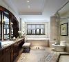 晶苑四季御庭别墅项目装修新中式风格设计,上海腾龙别墅设计作品,欢迎品鉴