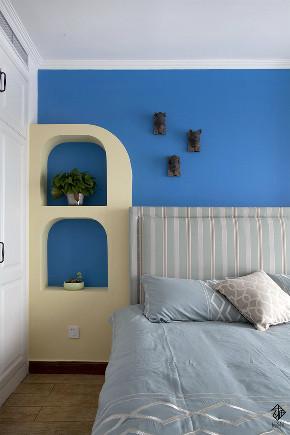 别墅 混搭 收纳 久栖设计 美式 儿童房图片来自久栖设计在【久栖设计】北京天恒乐墅(下)的分享