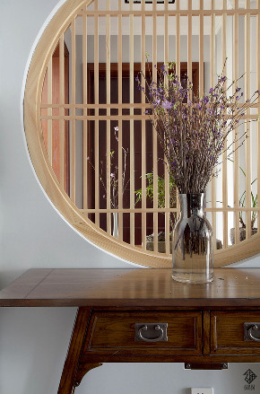 别墅 久栖设计 收纳 混搭 美式 餐厅图片来自久栖设计在【久栖设计】北京天恒乐墅(上)的分享