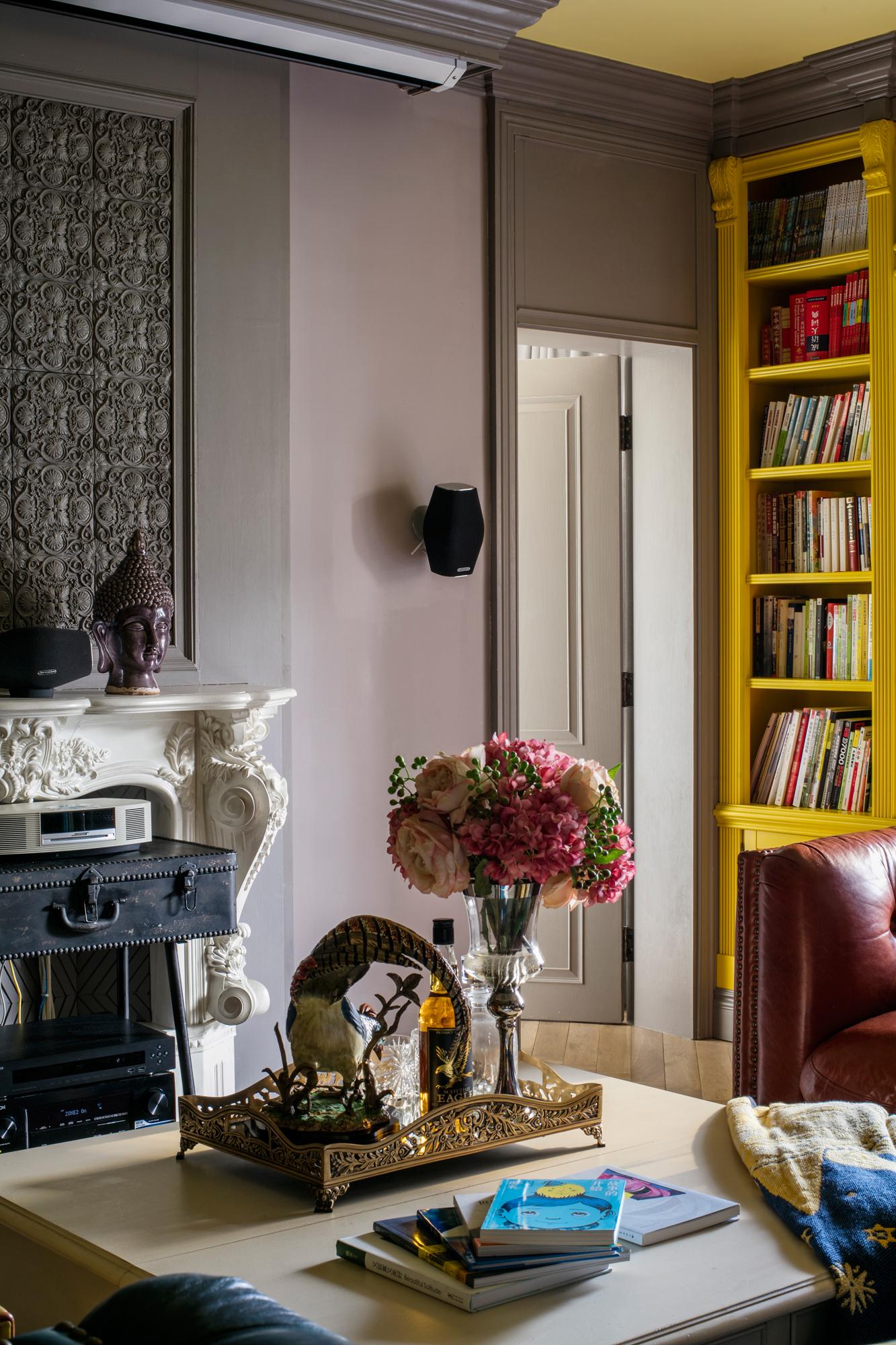 三居 欧式 客厅图片来自盒子设计在摩登的分享