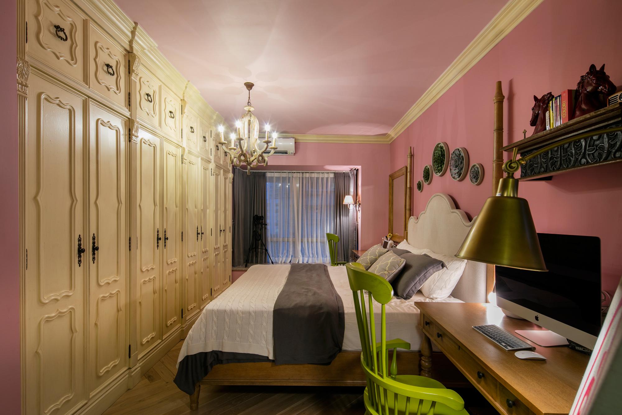 三居 欧式 卧室图片来自盒子设计在摩登的分享