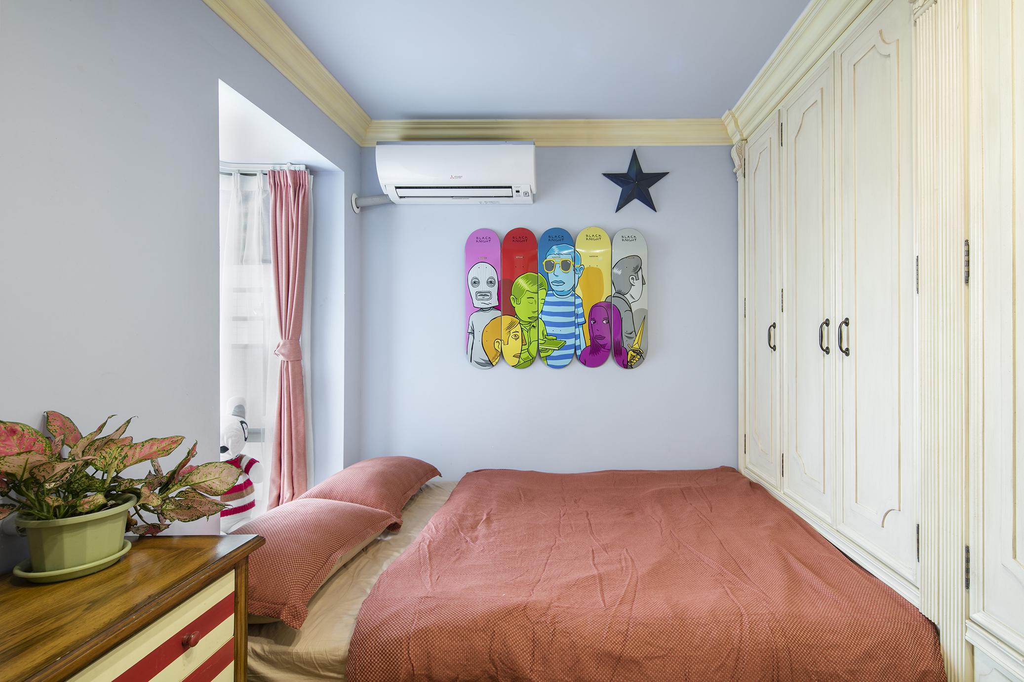 三居 欧式 儿童房图片来自盒子设计在摩登的分享