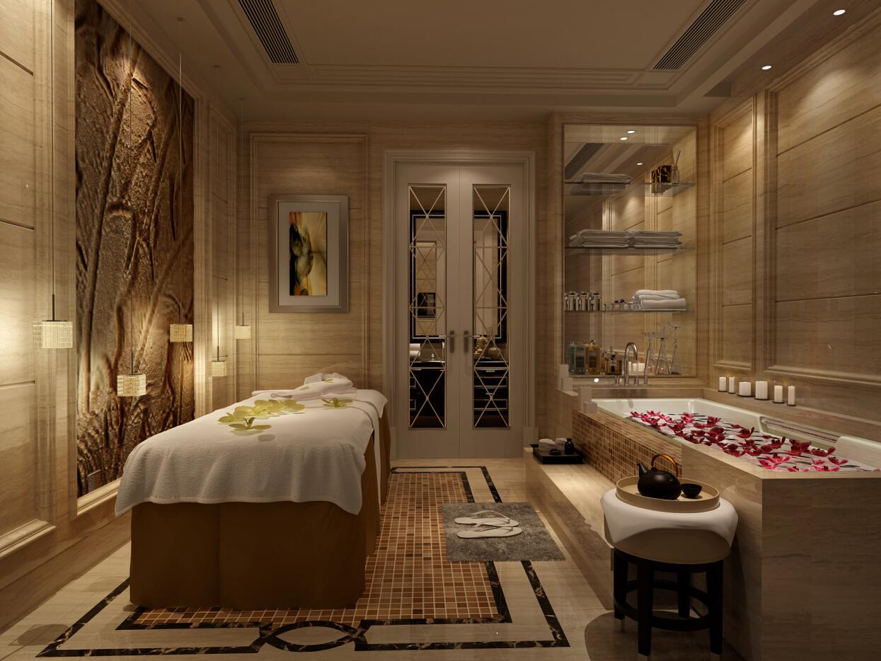 金臣别墅 新古典风格 腾龙设计 卫生间图片来自腾龙设计在金臣别墅项目装修法式风格设计的分享