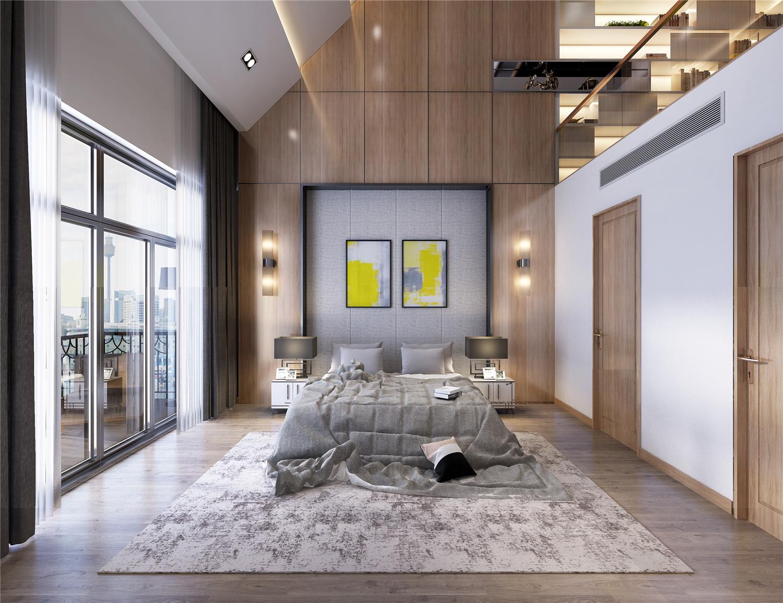 金大元 别墅装修 欧式古典 腾龙设计 卧室图片来自腾龙设计在金大元700平别墅装修欧美风格的分享