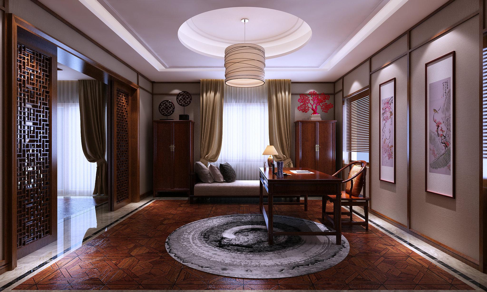 国宾一号 别墅装修 腾龙设计 其他图片来自腾龙设计在国宾一号别墅装修欧美风格设计的分享