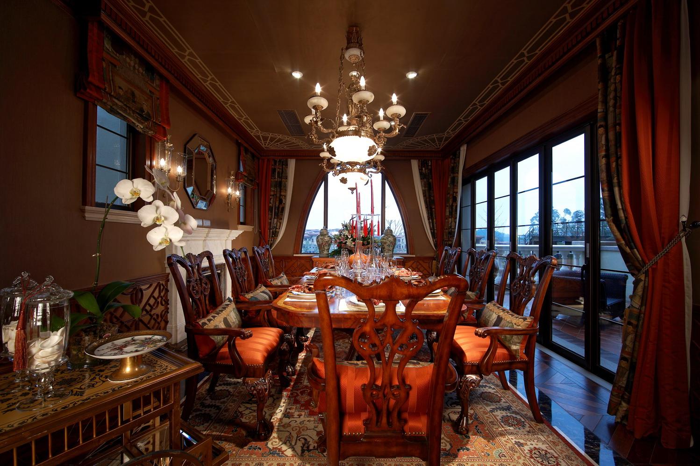 东郊紫园 别墅装修 美式古典 腾龙设计 客厅图片来自腾龙设计在东郊紫园别墅装修美式古典风格的分享