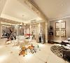 路劲翡丽湾350平别墅新古典设计