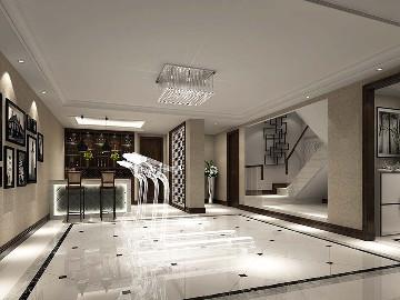 曹江公寓复式装修新中式设计!