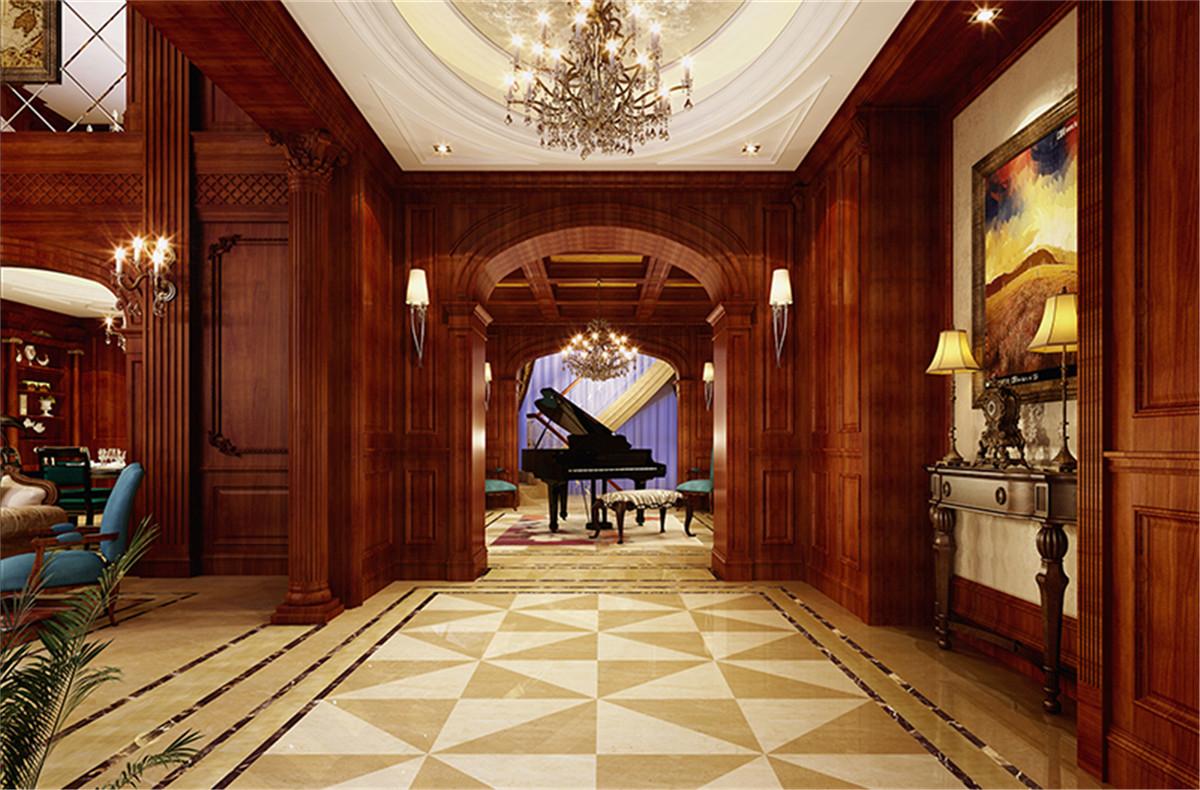 达安圣芭芭 别墅装修 东南亚风格 腾龙设计 玄关图片来自腾龙设计在达安圣芭芭别墅装修东南亚风格的分享