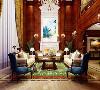 中星红庐别墅项目装修设计参考案例展示